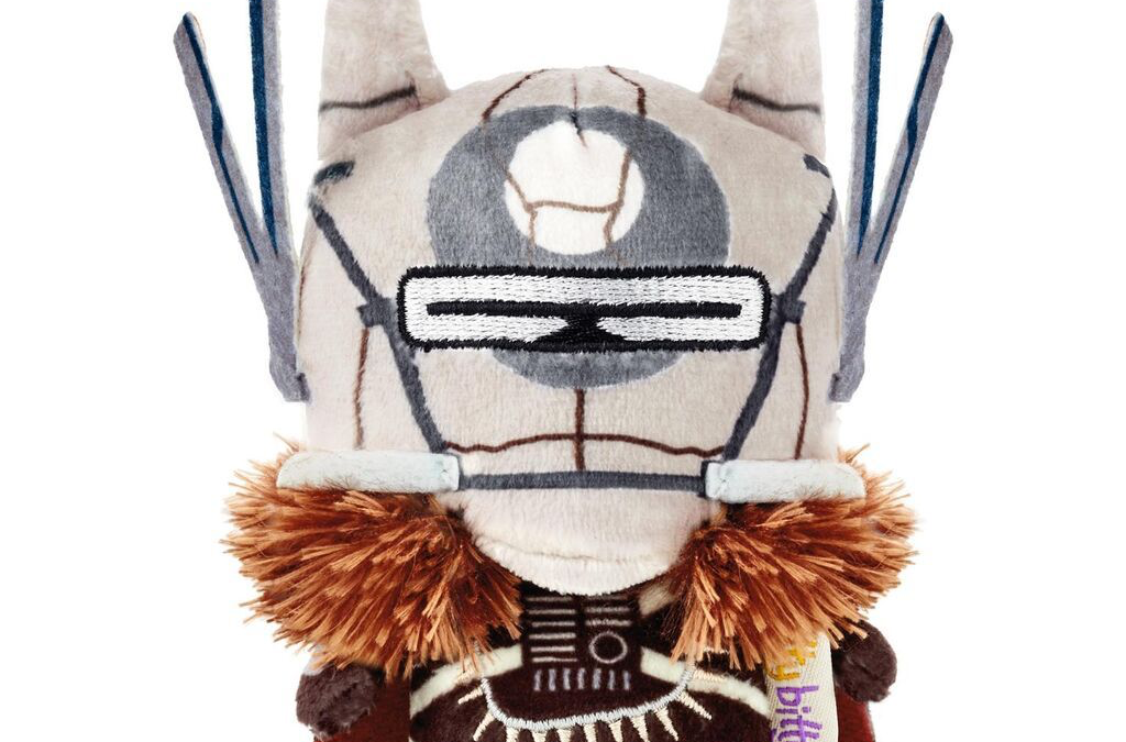 New Solo Movie Enfys Nest Itty Bittys Plush Toy available!