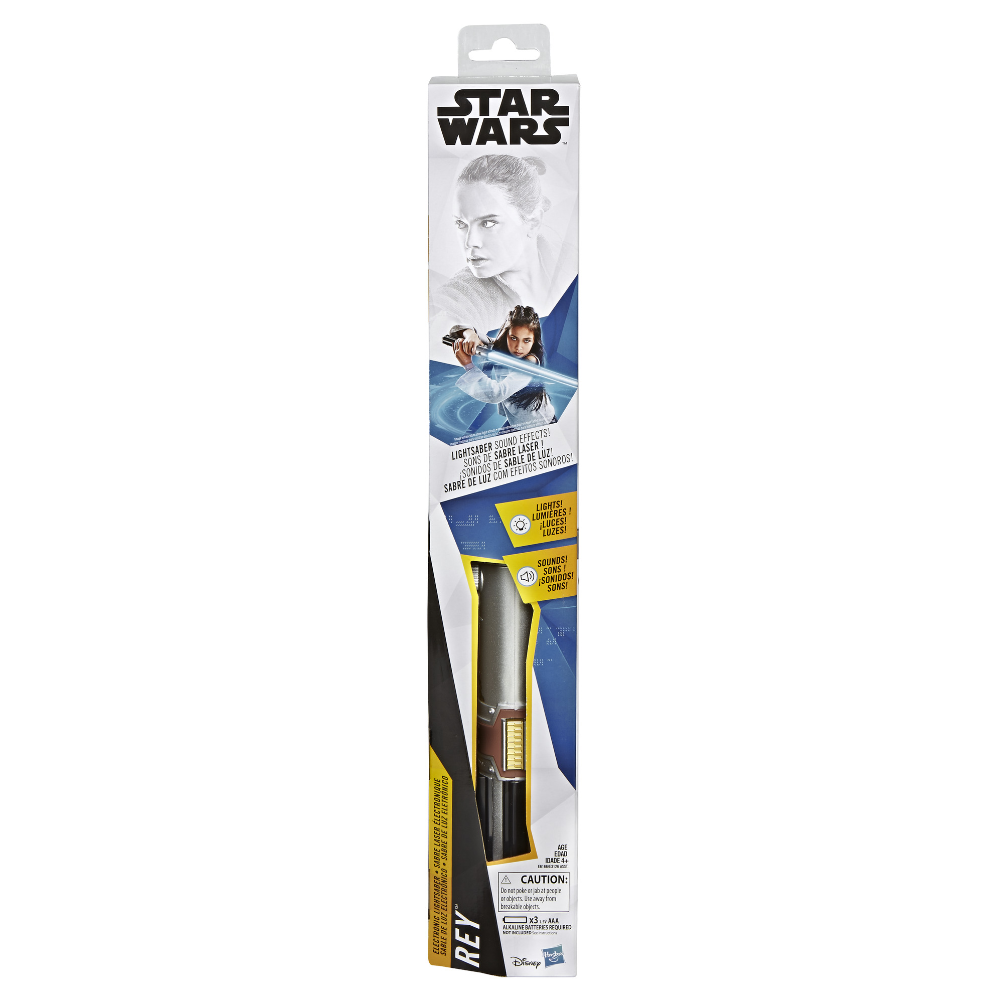 TROS Rey Electronic Lightsaber Toy 1