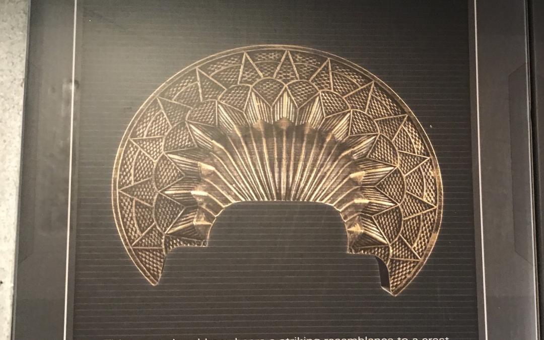 New Galaxy's Edge Naboo Crest Headdress now in stock!