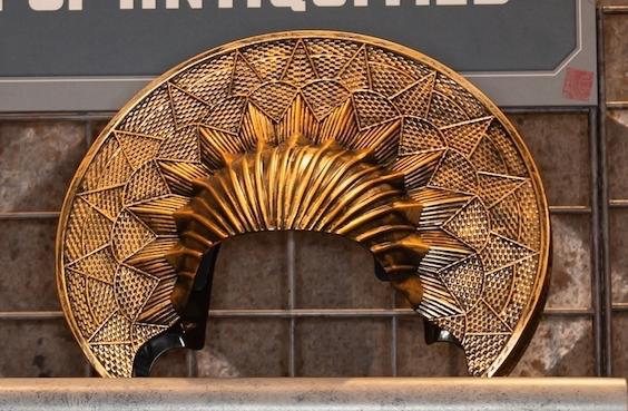 SWGE (AOTC) Queen Amidala's Naboo Crest Headdress 2