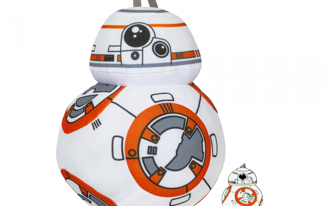 New Rise of Skywalker BB-8 Plush Toy & Pin Set available for pre-order!