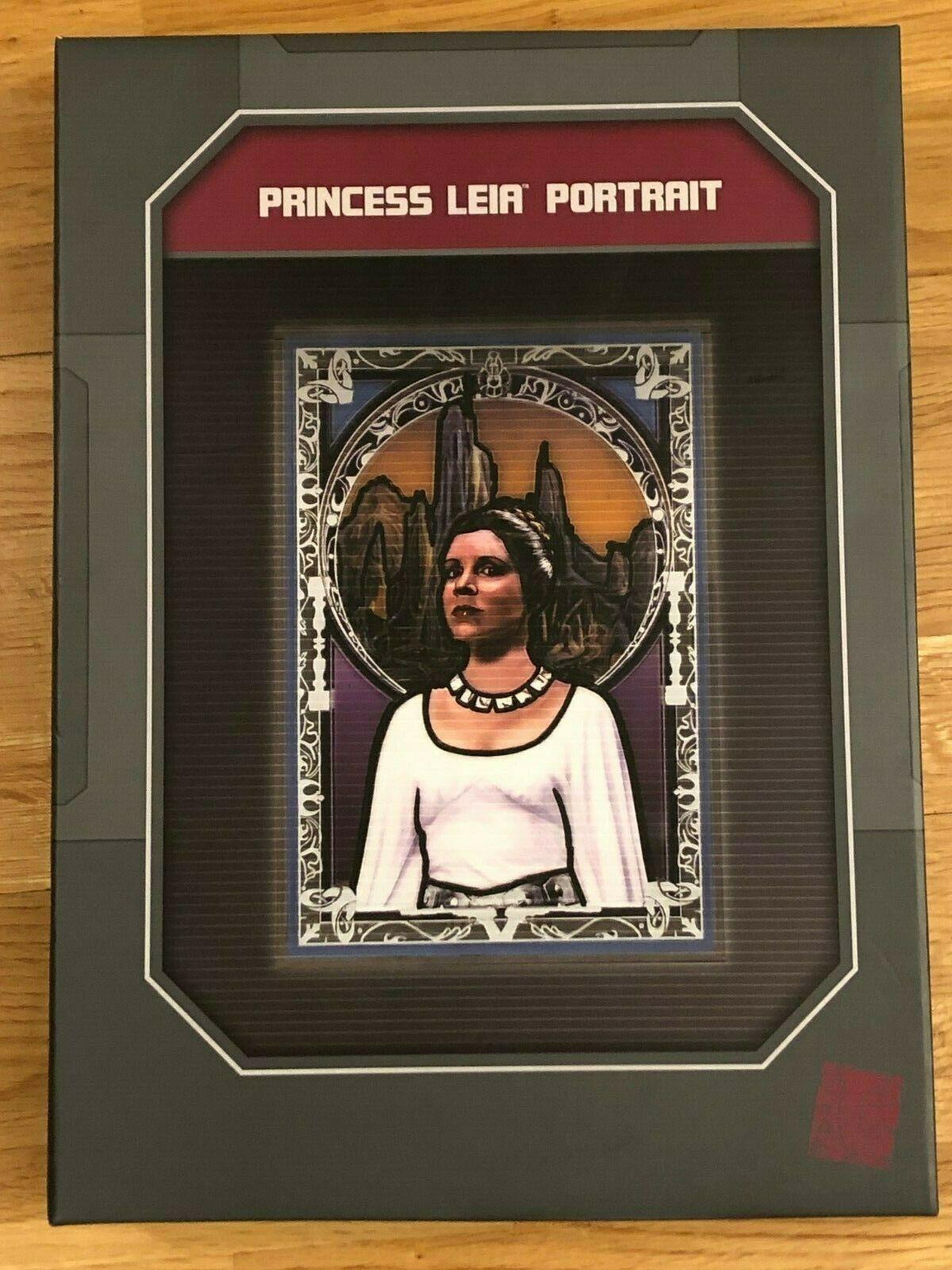 SWGE Princess Leia Portrait 1