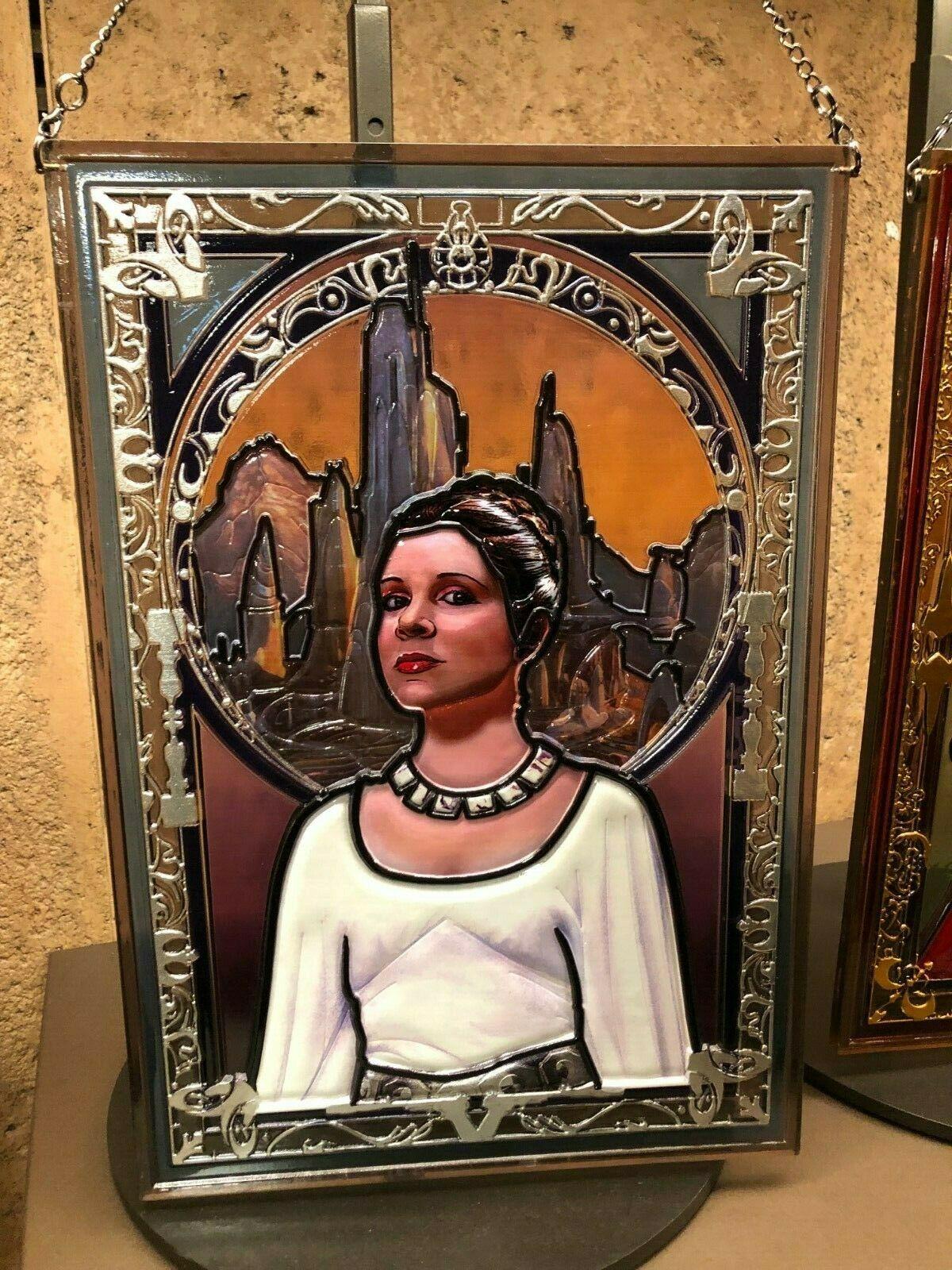 SWGE Princess Leia Portrait 2