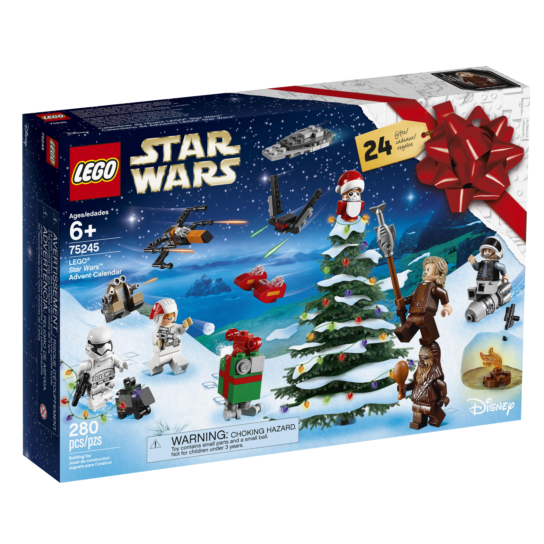 SW 2019 Advent Calendar Holiday Lego Set 1