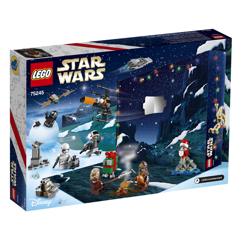 SW 2019 Advent Calendar Holiday Lego Set 2