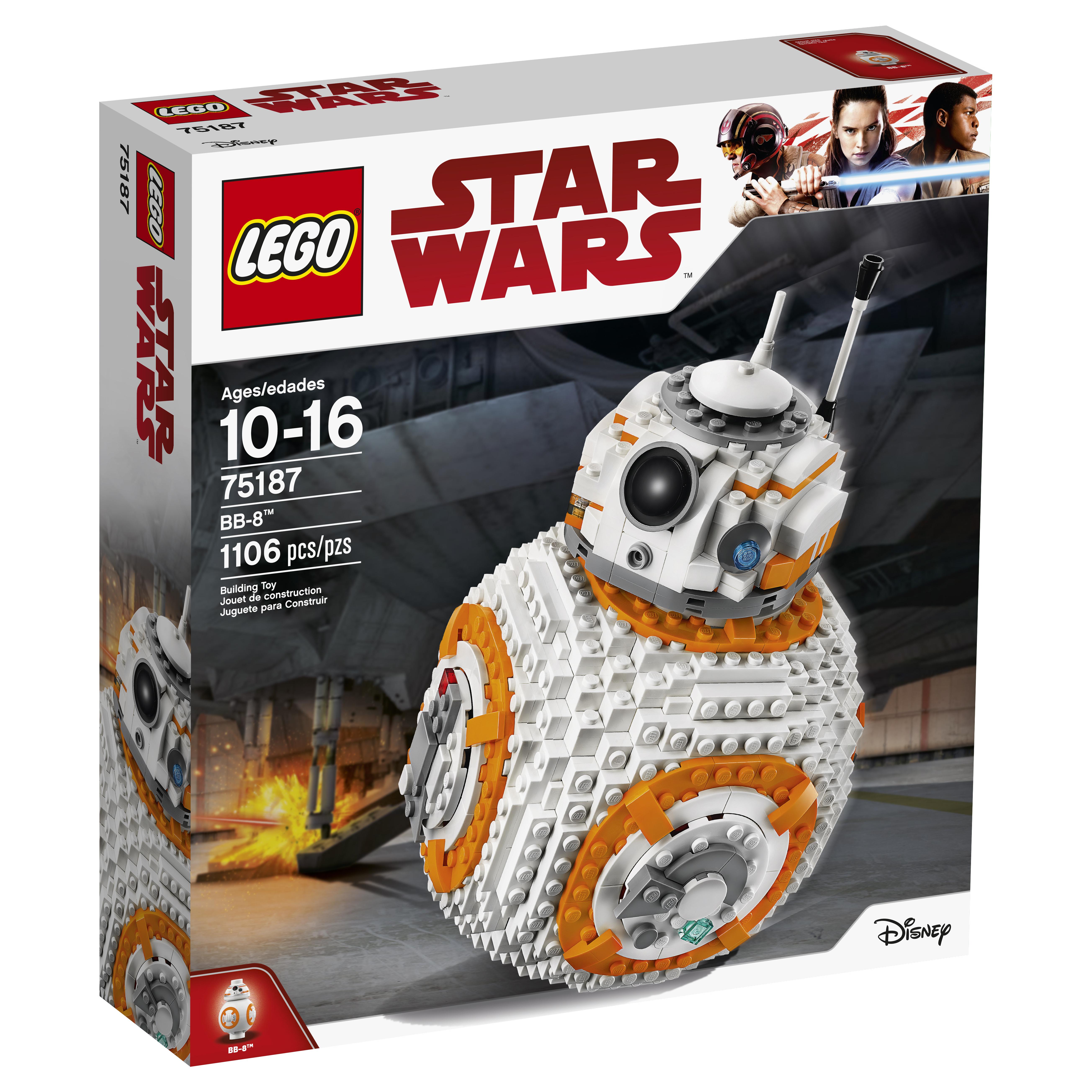 TLJ BB-8 Lego Set 1