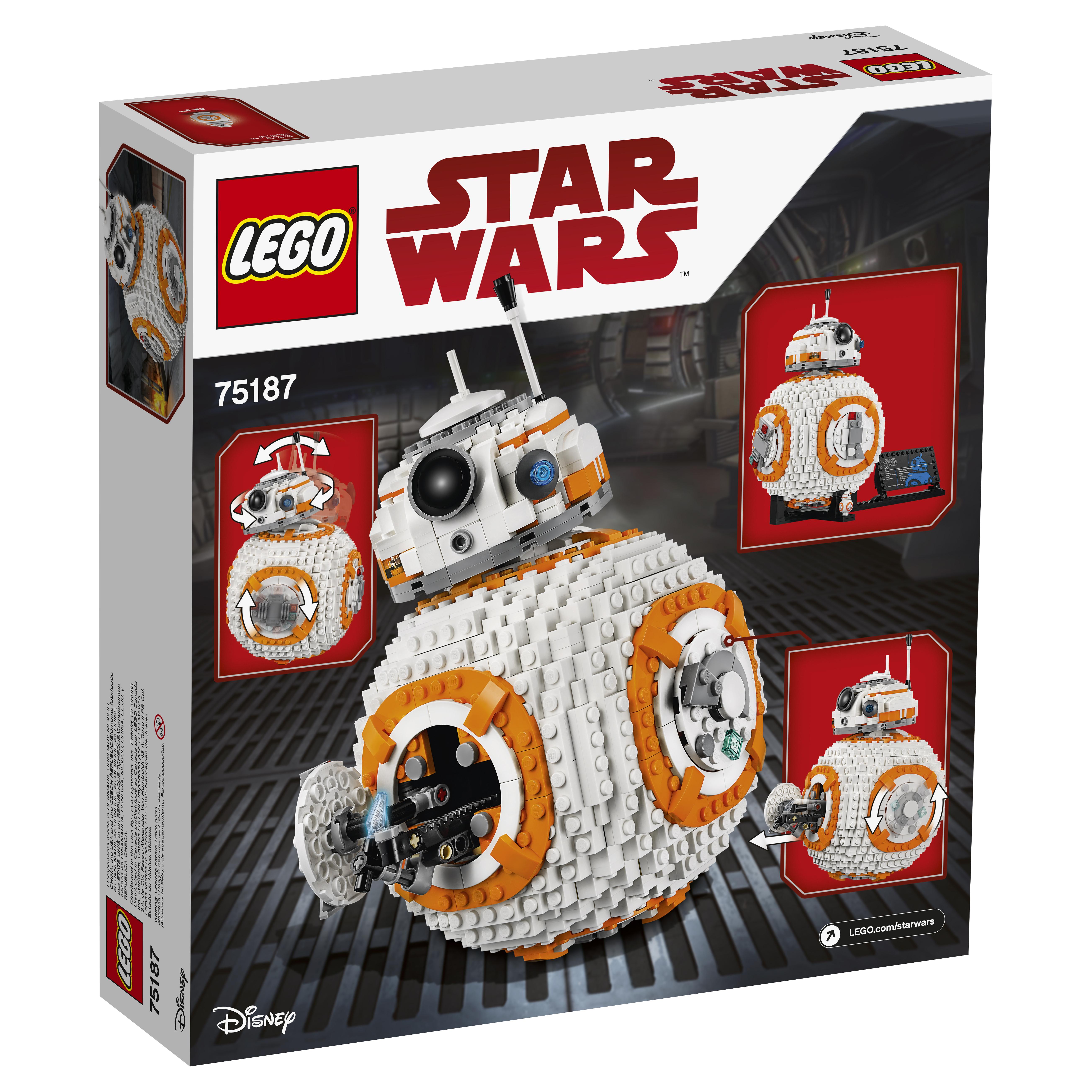 TLJ BB-8 Lego Set 2
