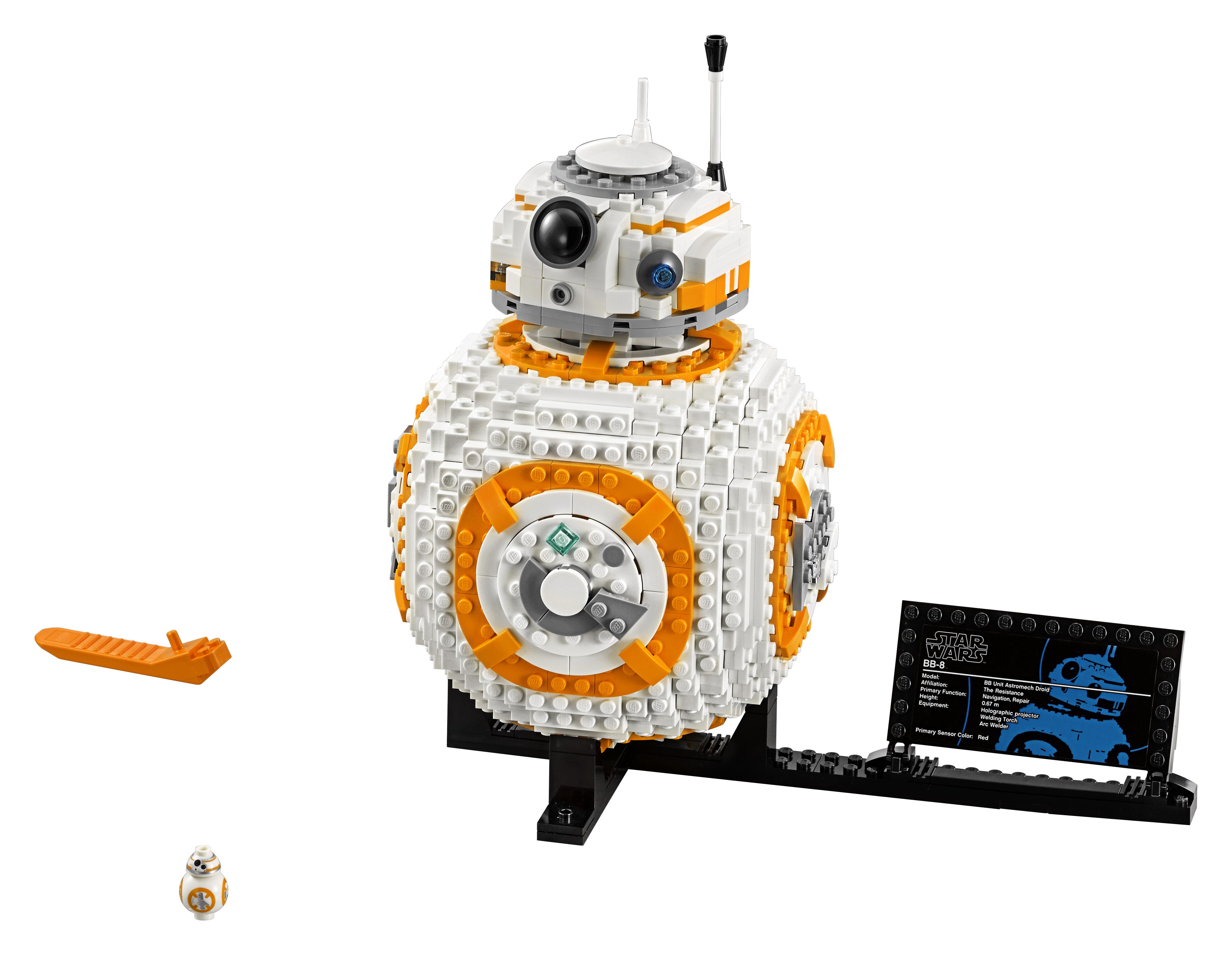 TLJ BB-8 Lego Set 3