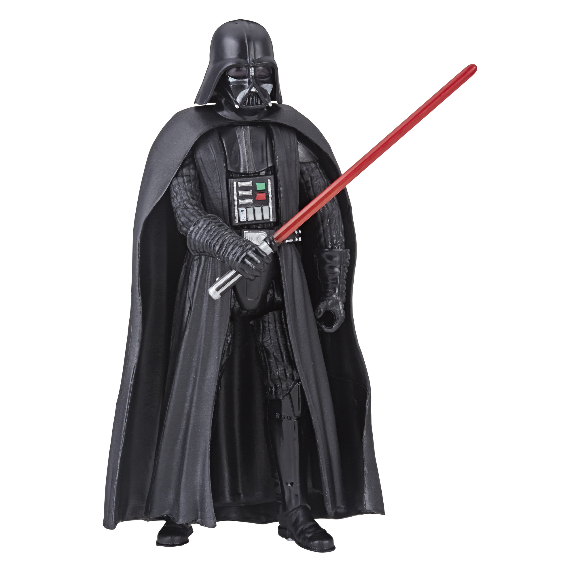 SW Galaxy of Adventures Darth Vader Figure and Mini Comic Set 2