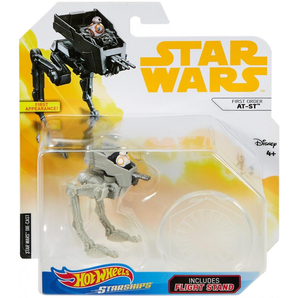 Solo: ASWS (TLJ) HW First Order AT-ST Star Ship 1