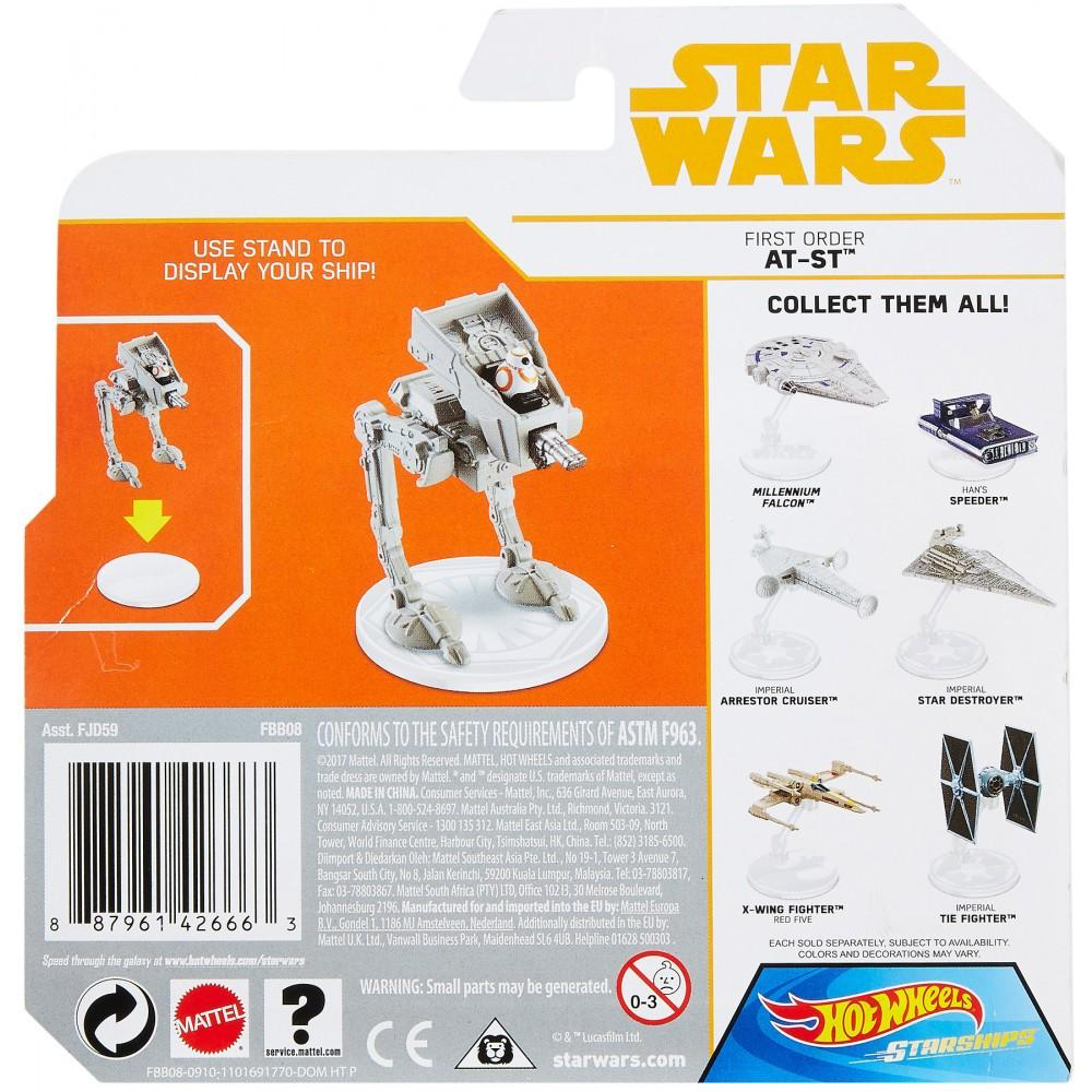Solo: ASWS (TLJ) HW First Order AT-ST Star Ship 2