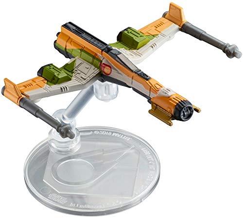 SWR HW Kaz's Fireball Ship Toy 2