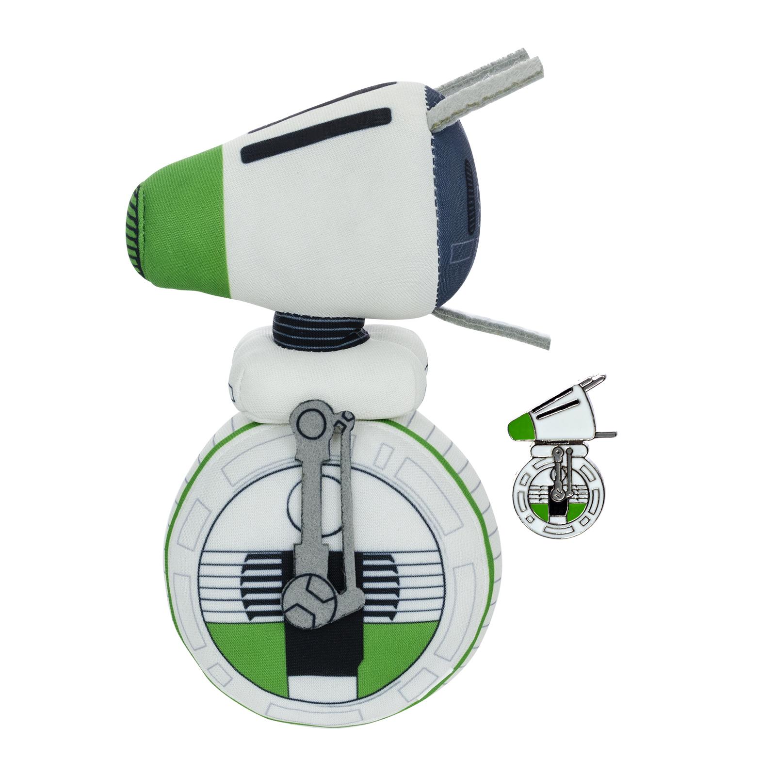 TROS D-O Plush Toy and Pin Set 5