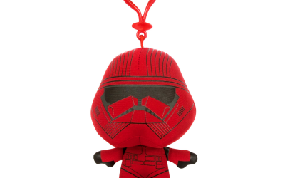 New Rise of Skywalker Sith Trooper Plush Toy Clip available!