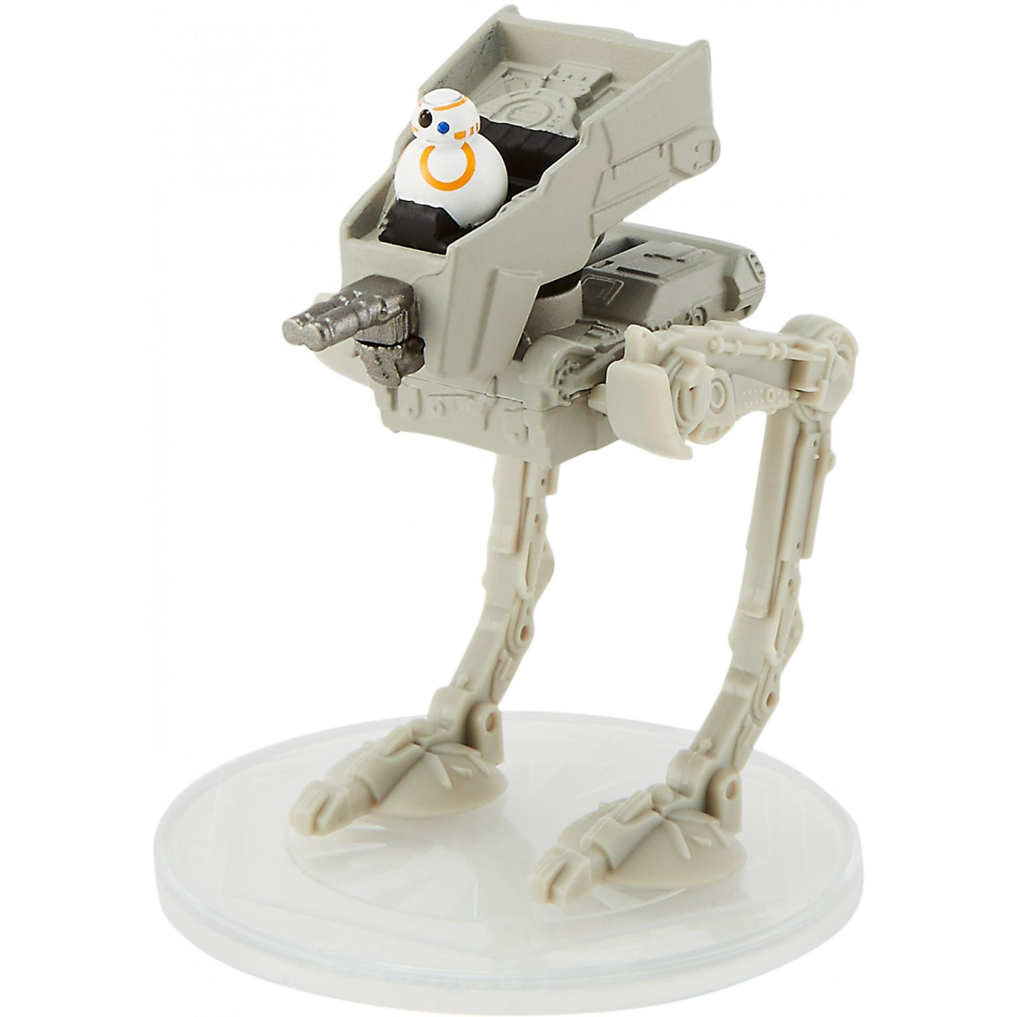 TROS HW AT-ST with BB-8 Starship Toy 1