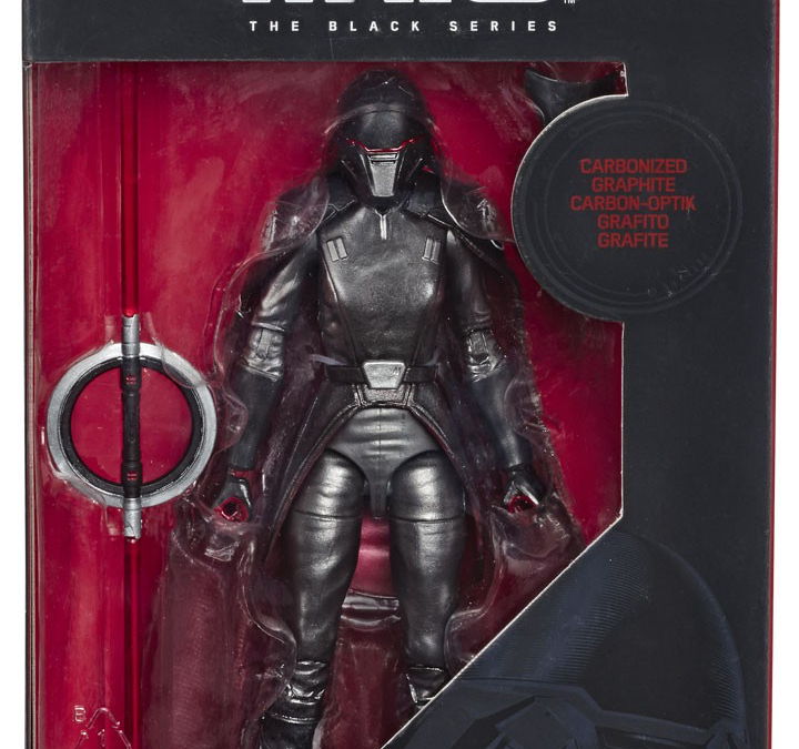 New Fallen Order Second Sister Carbonized Black Series Figure available!