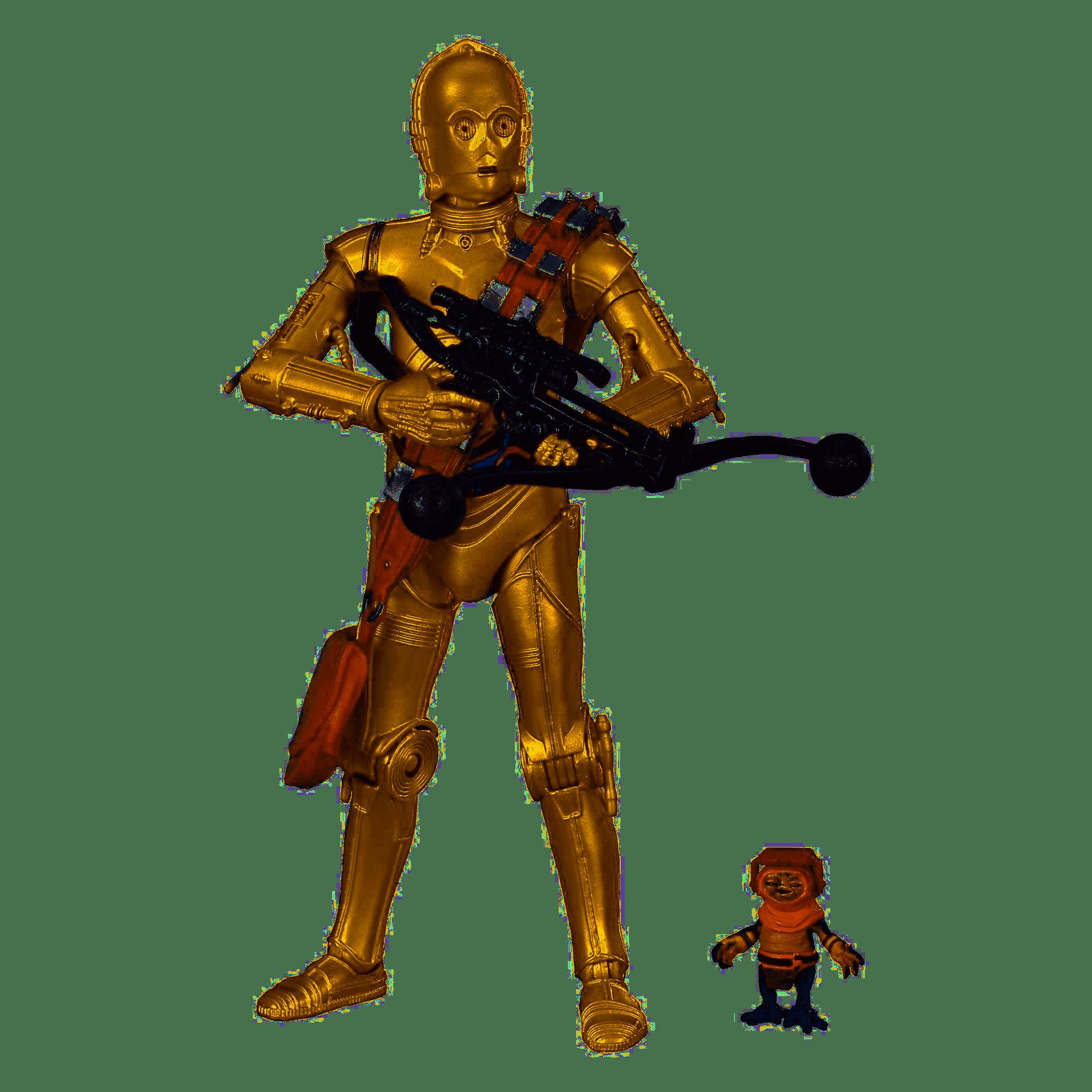 TROS C-3PO & Babu Frik BS Figure Set 2