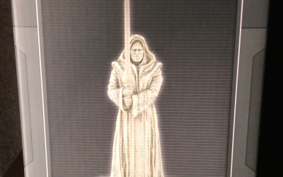 New Galaxy's Edge Jedi Male Figurine available now!