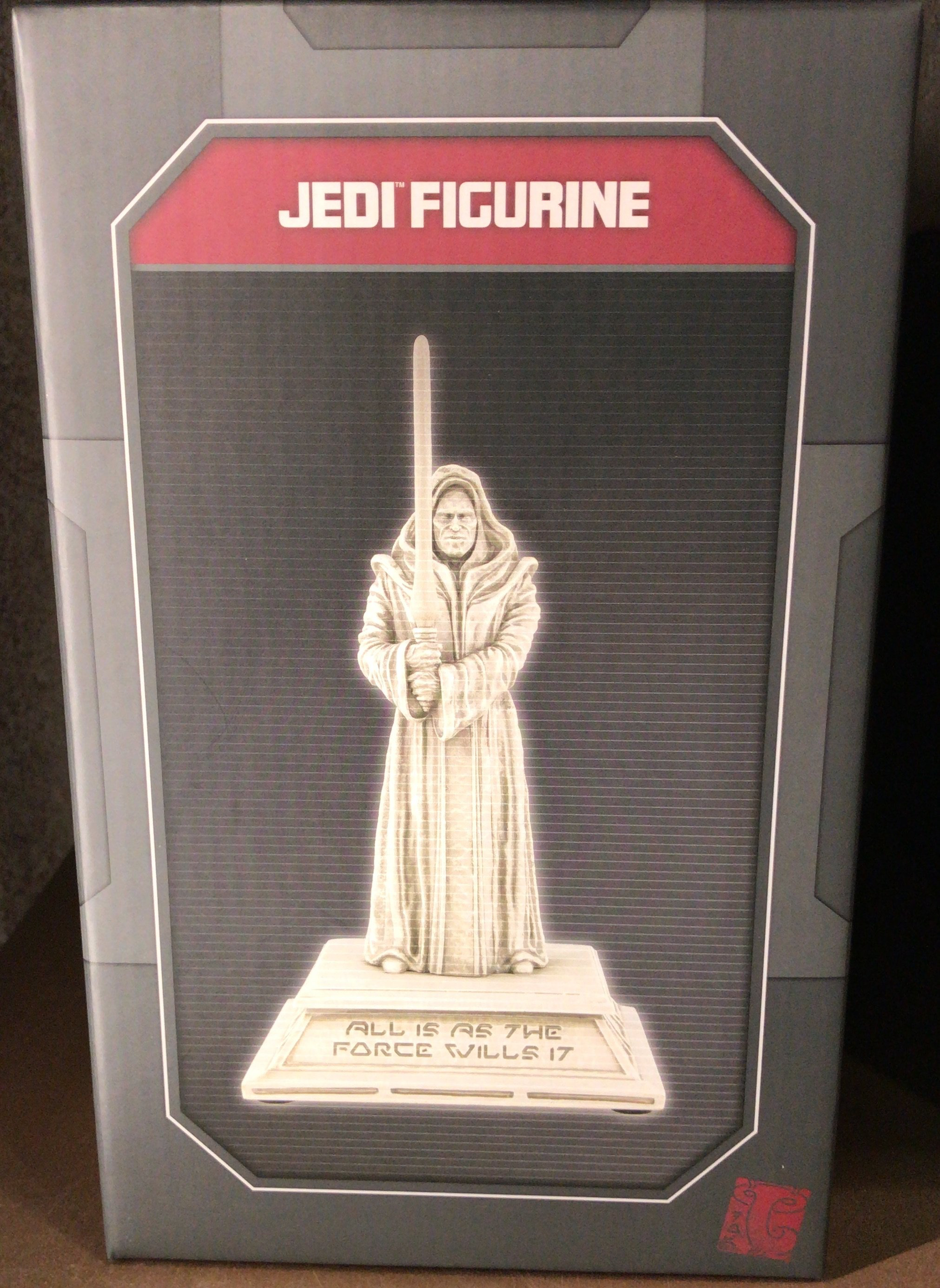 SWGE Male Jedi Figurine