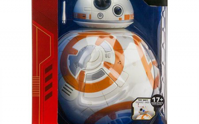 New Rise of Skywalker BB-8 Disney Talking Figure available!