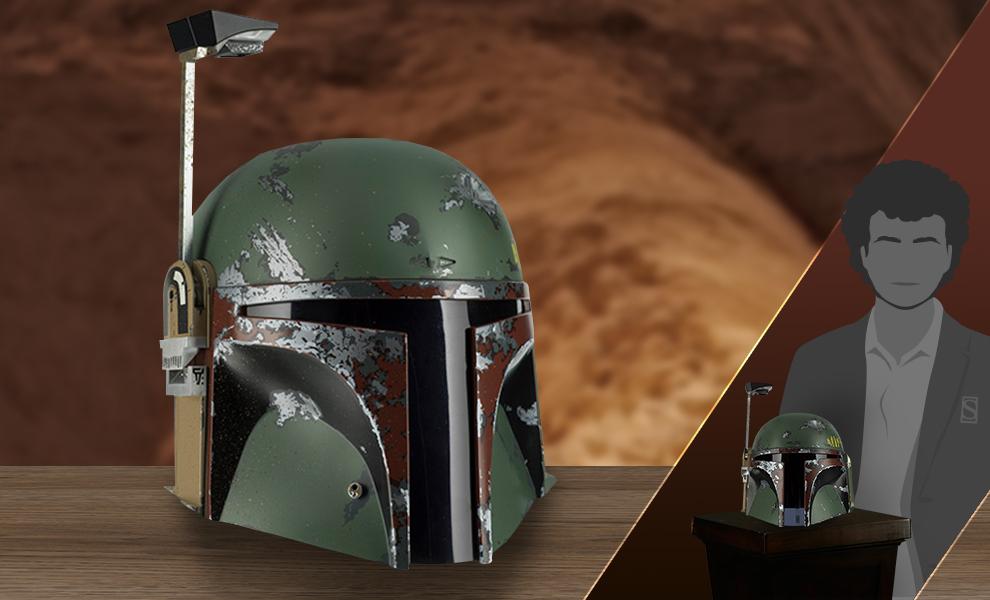 SW Boba Fett Precision Crafted Helmet 1