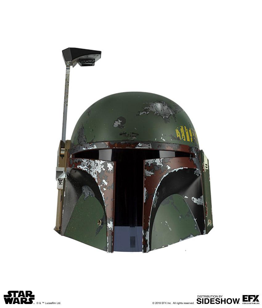 SW Boba Fett Precision Crafted Helmet 2