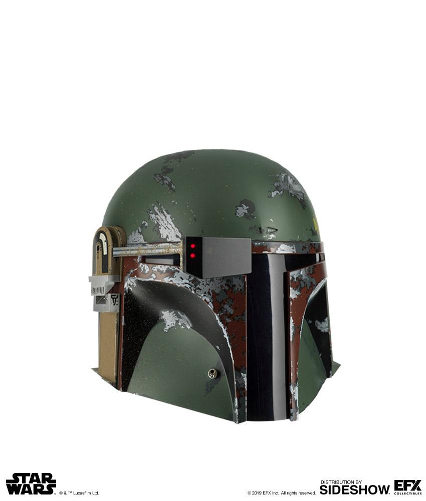 SW Boba Fett Precision Crafted Helmet 3