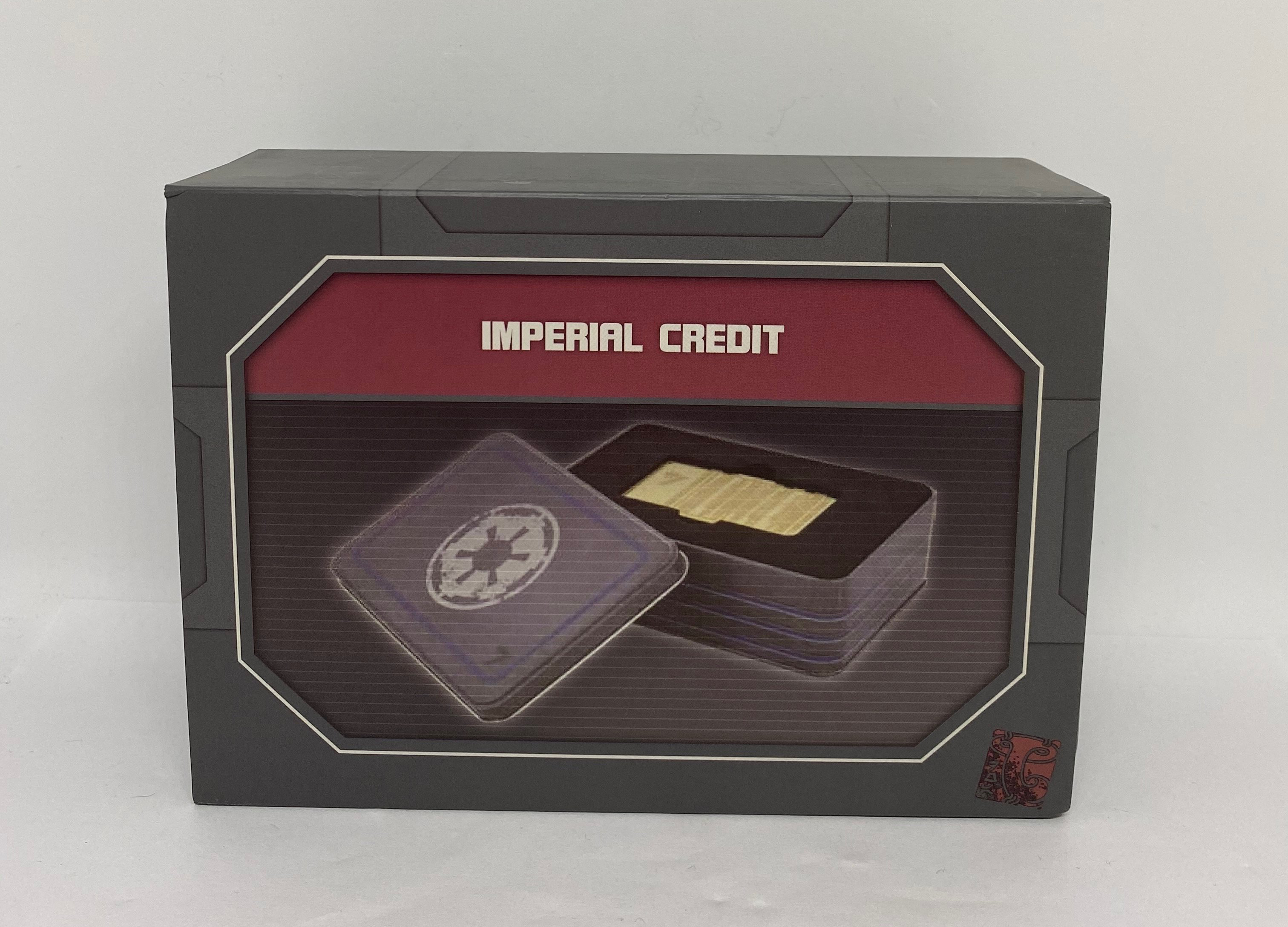 SWGE Imperial Credit 1