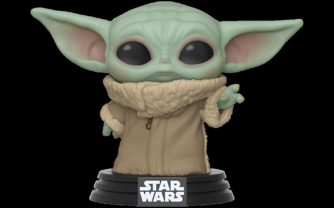 New The Mandalorian Funko Pop! Baby Yoda Bobble Head Toys Rundown!
