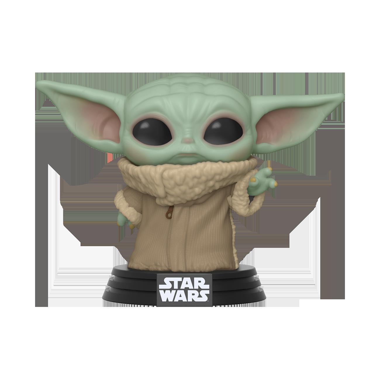 "TM Baby Yoda 3 ¾"" FP! BH Toy"