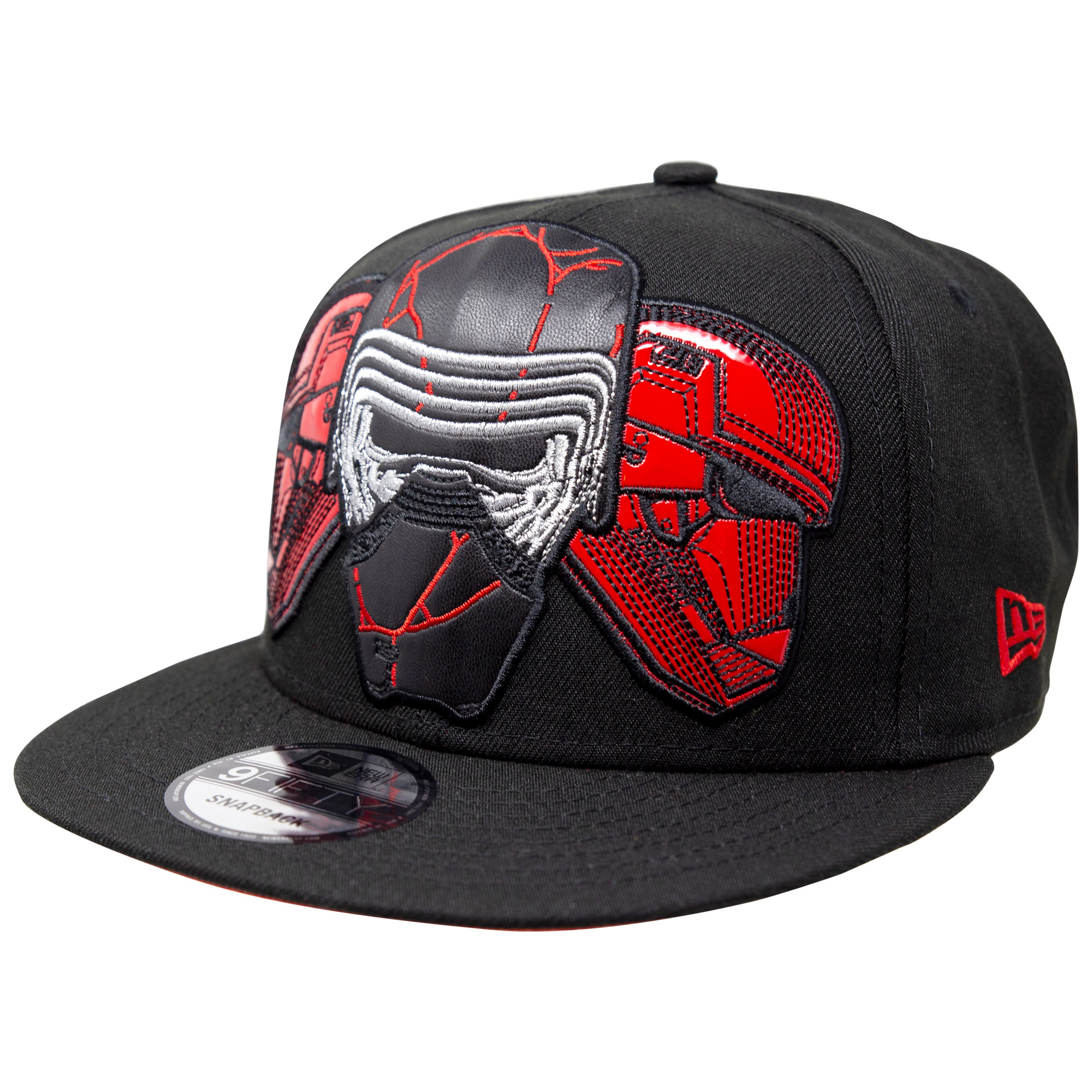 TROS Leather Empire Trio 9Fifty Adjustable Hat