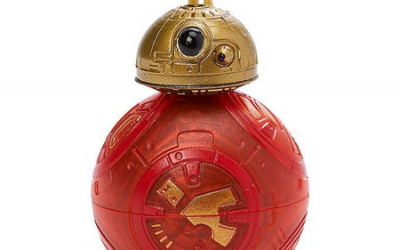 New Star Wars BB-19H Christmas Holiday Droid available now!