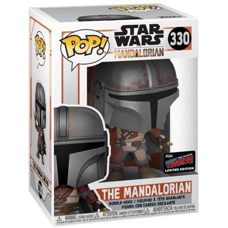 New The Mandalorian Mando Funko Pop! Bobble Head Toy available!