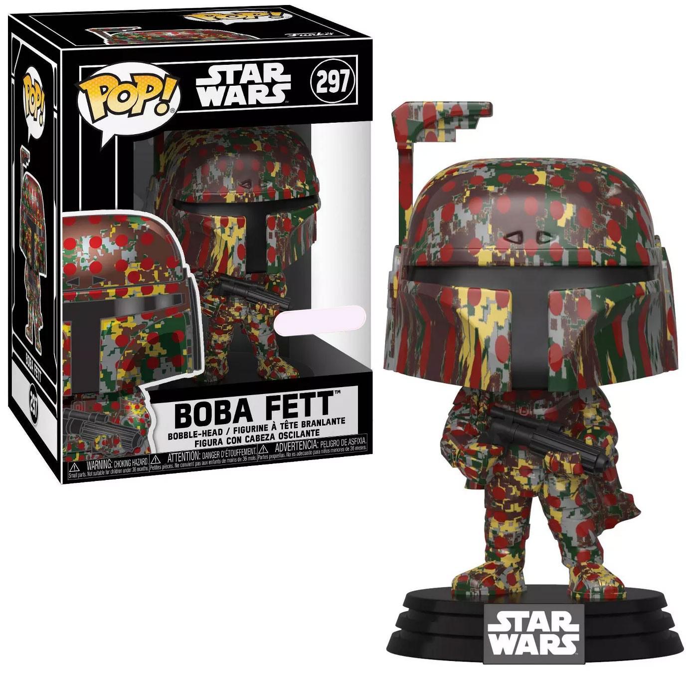 SW Boba Fett Super-Sized FP BH Toy