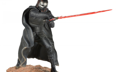 New Rise of Skywalker Kylo Ren 1/7 Statue available for pre-order!