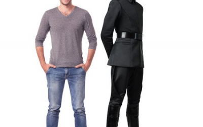 New Rise of Skywalker General Hux Cardboard Standee available!