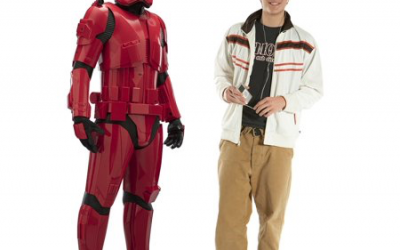 New Rise of Skywalker Sith Trooper Cardboard Standee available!