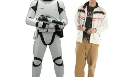 New Rise of Skywalker Infantry Stormtrooper Cardboard Standee available!