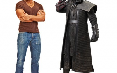 New Knight of Ren (Blaster Rifle) Cardboard Standee available!
