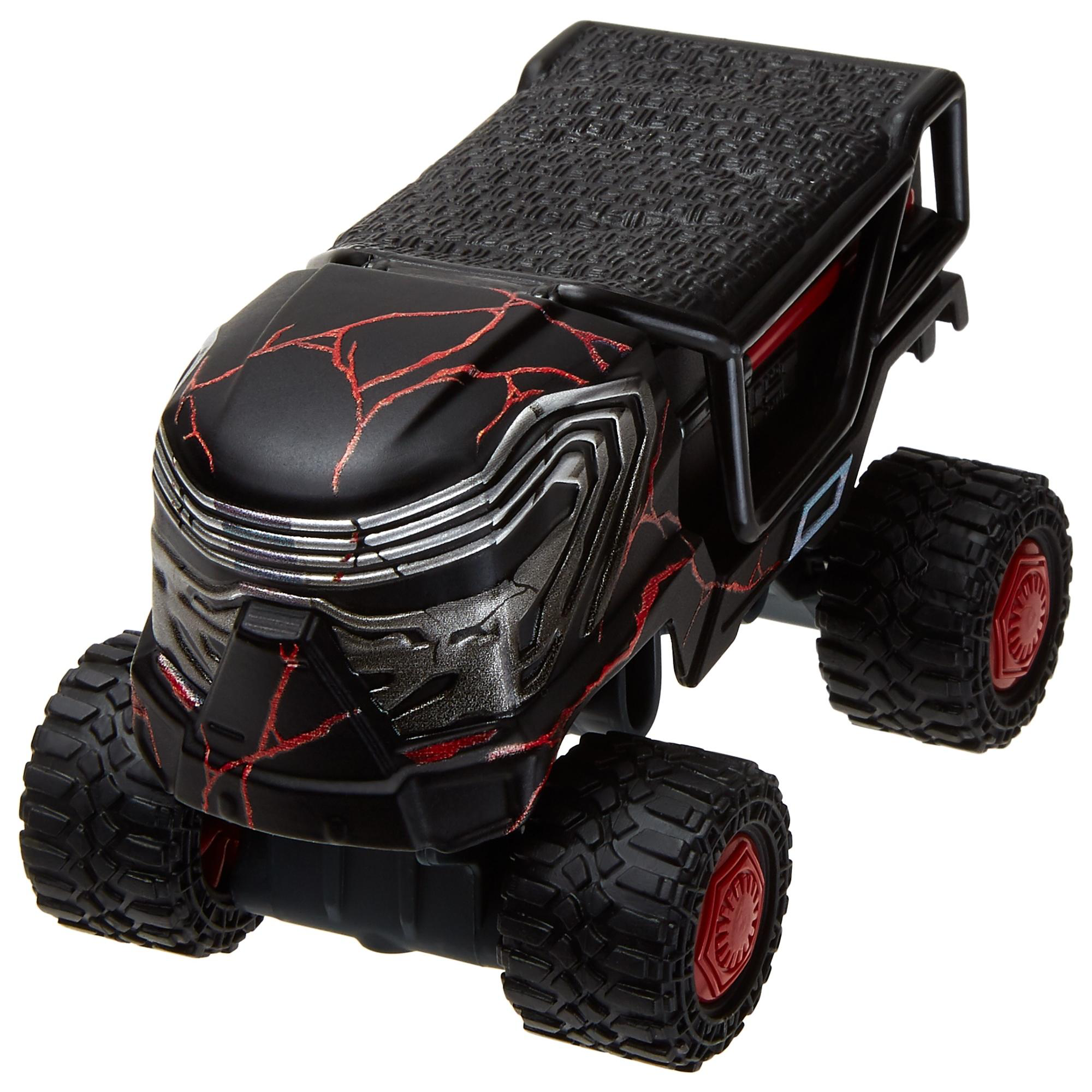 TROS HW SL Kylo Ren AT Character Car Toy 1