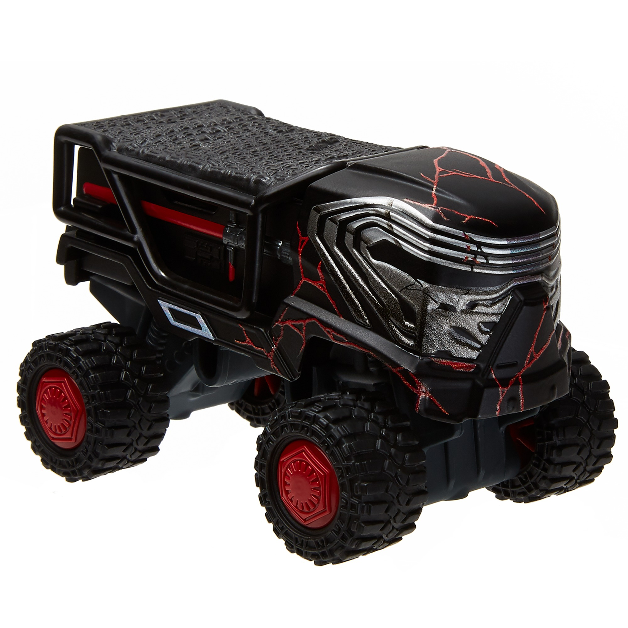 TROS HW SL Kylo Ren AT Character Car Toy 2