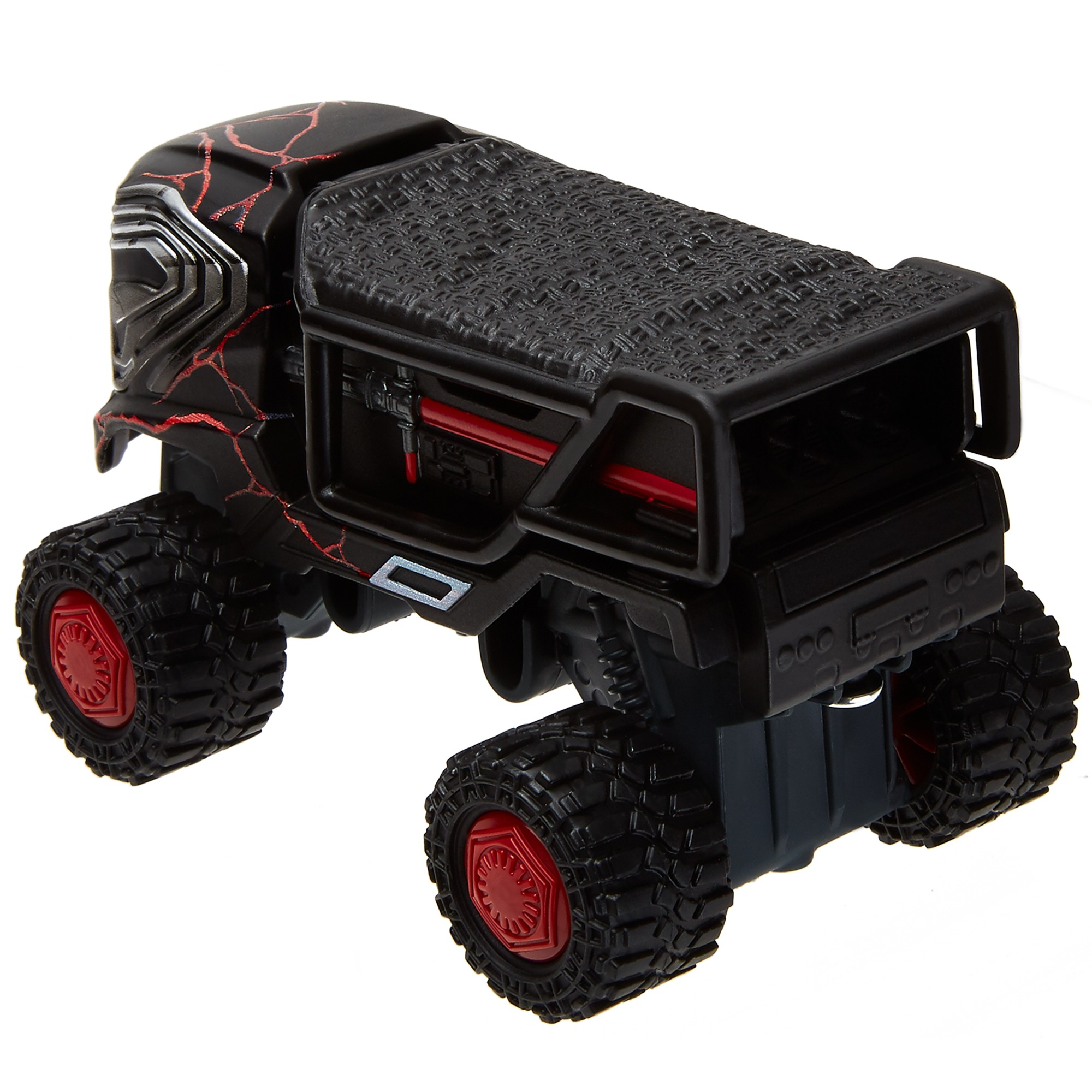 TROS HW SL Kylo Ren AT Character Car Toy 3