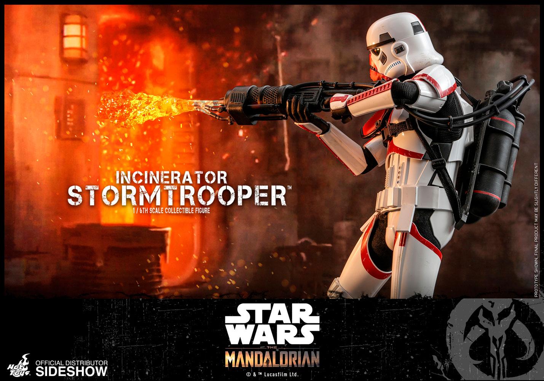 TM Incinerator Stormtrooper 1/6th Scale Figure 2