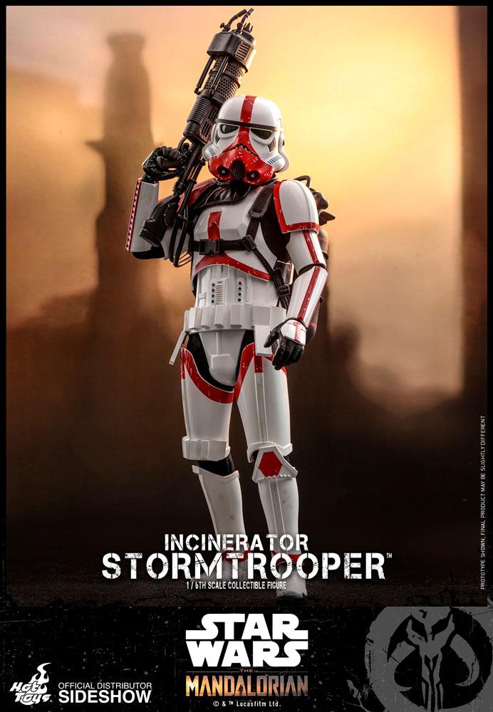 TM Incinerator Stormtrooper 1/6th Scale Figure 4