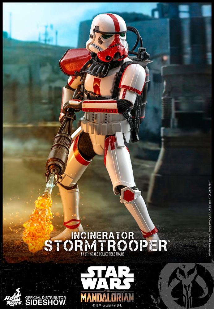 TM Incinerator Stormtrooper 1/6th Scale Figure 5