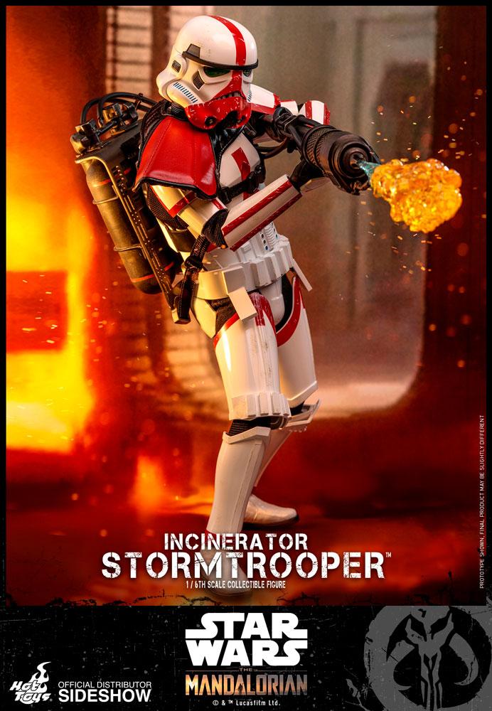 TM Incinerator Stormtrooper 1/6th Scale Figure 6