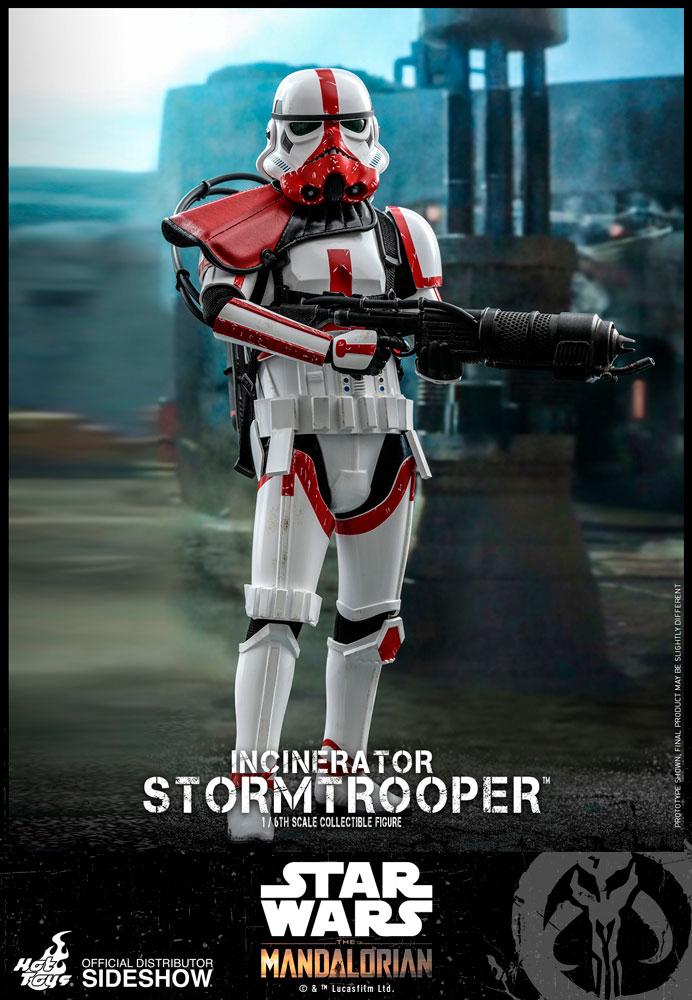 TM Incinerator Stormtrooper 1/6th Scale Figure 7