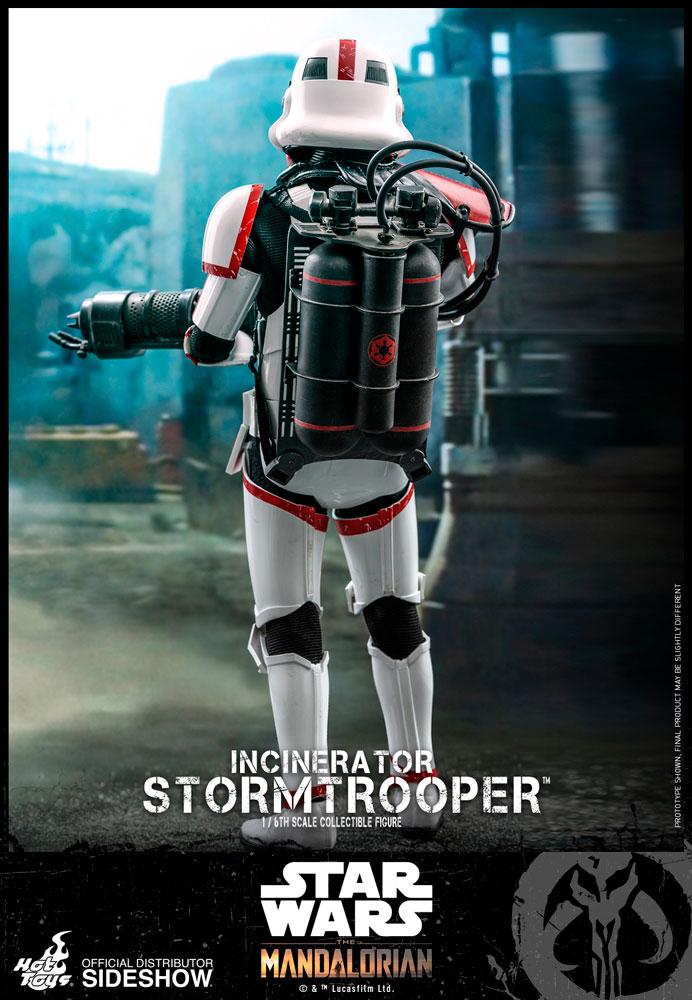 TM Incinerator Stormtrooper 1/6th Scale Figure 8