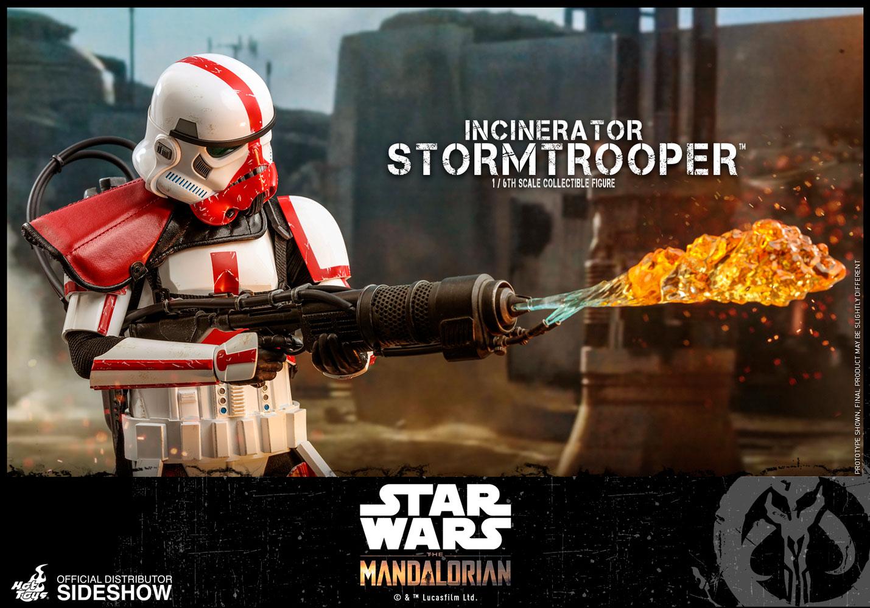 TM Incinerator Stormtrooper 1/6th Scale Figure 9
