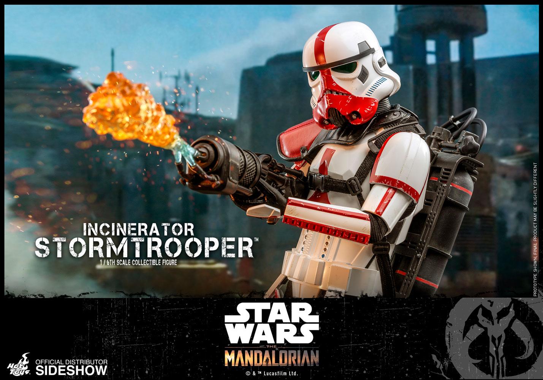 TM Incinerator Stormtrooper 1/6th Scale Figure 10